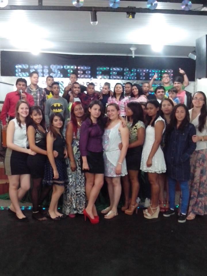 Jovens de SP participam de congresso.
