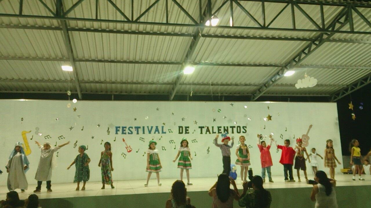 I Festival de Talentos da EFA.
