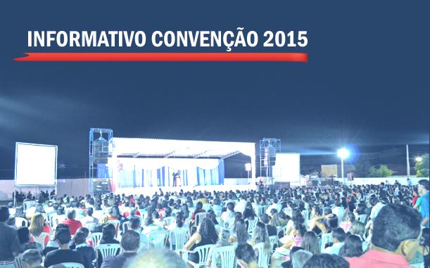 INFORMATIVO CONVENÇÃO MPFA 2015